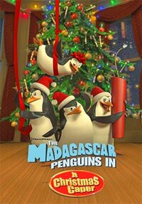 Bild The Madagascar Penguins in: A Christmas Caper