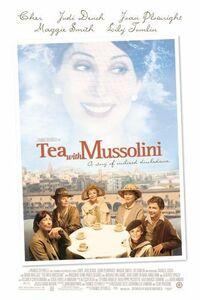 Bild Tea with Mussolini