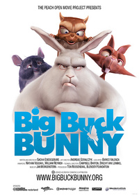 Bild Big Buck Bunny