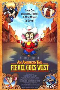 Bild An American Tail: Fievel Goes West