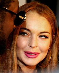 image Lindsay Lohan