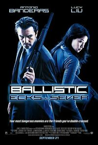 Bild Ballistic: Ecks vs. Sever