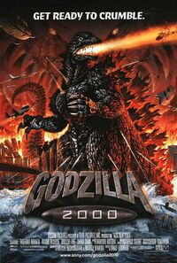 Bild Godzilla 2000