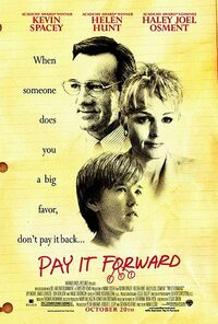 Imagen Pay it forward