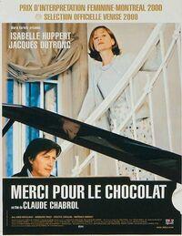 Bild Merci pour le chocolat