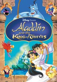 image Aladdin and the King of Thieves