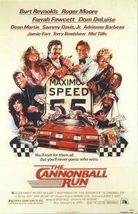 Bild The Cannonball Run