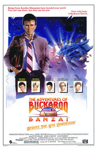 Bild The Adventures of  Buckaroo Banzai Across the 8th Dimension