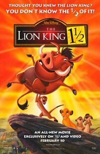 Bild The Lion King 1½