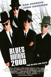 Bild Blues Brothers 2000