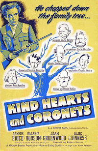 Bild Kind Hearts and Coronets