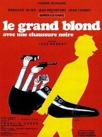 Bild Le Grand blond avec une chaussure noire
