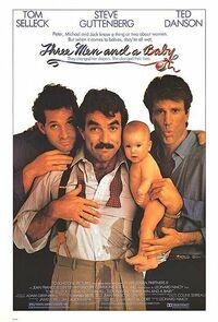 Bild Three Men and a Baby