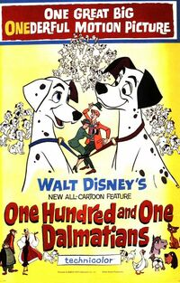 Bild One Hundred and One Dalmatians