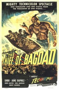 Bild The Thief of Bagdad