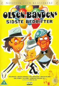 Bild Olsen-bandens sidste bedrifter