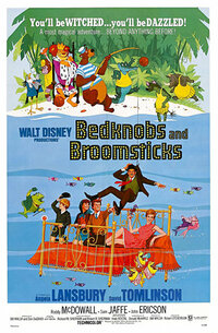 Bild Bedknobs and Broomsticks
