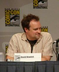 image David Hewlett