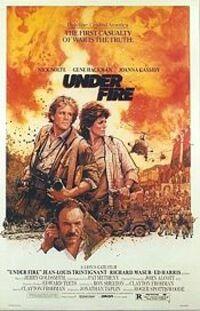 Bild Under Fire