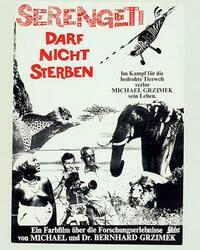 Bild Serengeti darf nicht sterben
