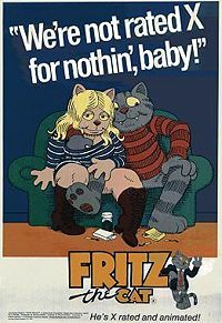 Bild Fritz the Cat