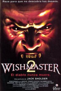 image Wishmaster 2 - Evil Never Dies