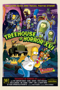 Bild Treehouse of Horror XVI