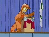 Bild See Homer Run