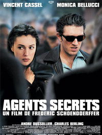 image Agents secrets