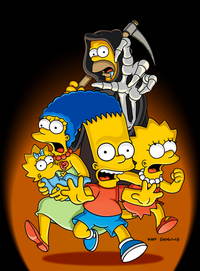Bild Treehouse of Horror XIV