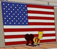 Bild Bart-Mangled Banner