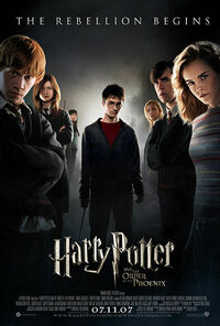 Bild Harry Potter and the Order of the Phoenix