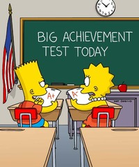 Bild Bart vs. Lisa vs. the Third Grade
