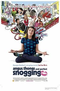 Bild Angus, Thongs and Perfect Snogging