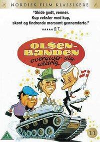 Bild Olsen-banden overgiver sig aldrig