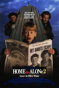 Bild Home Alone 2 - Lost in New York