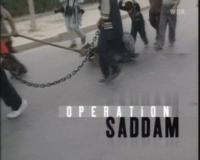 Bild Operation Saddam - Amerikas Propagandaschlacht