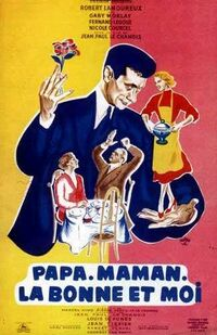 Bild Papa, maman, la bonne et moi...