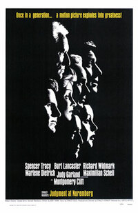 Imagen Judgment at Nuremberg