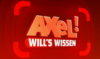image Axel! will's wissen