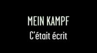 image Mein Kampf, c'était écrit