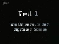 Bild Ins Universum der digitalen Spiele