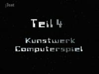 Bild Kunstwerk Computerspiel