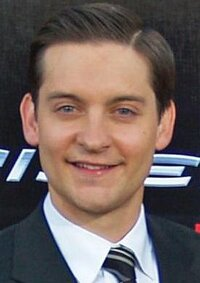 image Tobey Maguire