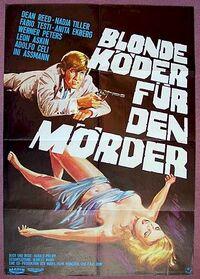 Bild Blonde Köder für den Mörder
