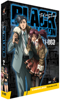 Black Lagoon > Black Lagoon: The Second Barrage