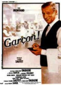 Bild Garcon! Kollege kommt gleich!