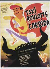 Bild Taxi, Roulotte et Corrida