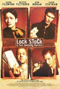 Bild Lock, Stock and Two Smoking Barrels