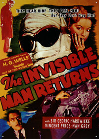 Bild The Invisible Man Returns